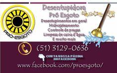 Desentupidora Pró Esgoto Porto Alegre Moinhos