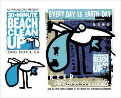 Event logo for non profit. Design: Marc Posch Design, Inc. Los Angeles