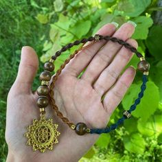 Makramee Dreadwrap Mandala 🌿 Magic Art, Macrame, Dreadlocks, Bracelets, Creative, Hair, Jewelry, Jewlery, Jewerly
