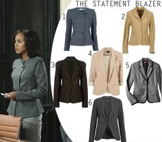 How to Do Daily Makeup for Office Scandal's Makeup Artist Revealed Olivia Pope's Makeup Ideas 2