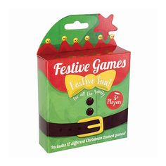 Festive Games from Totally Funky