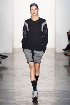 Tim Coppens's spring/summer 2015 collection - Menswear Designers - Menswear for Women - Elle
