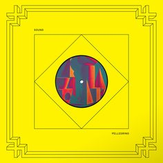 Surkin & Todd Edwards 'I Want You Back' vinyl artwork