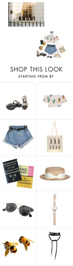 """""""1728: Loose ends"""" by daisyillusive ❤ liked on Polyvore featuring Borders&Frontiers, Chicnova Fashion, Delfina Delettrez and vintage"""