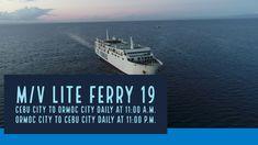 Lite Ferries Launches Bigger Ship for Cebu City – Ormoc City Route Fleet Of Ships, Leyte, Visayas, Mindanao, Cebu City, Bohol, Ningbo, Samar, Business Class