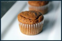 Sweet potato muffins for autumn breakfasts Fall Breakfast, Breakfast Cake, Breakfast Recipes, Muffin Recipes, Bread Recipes, Sweet Potato Muffins, Food Tasting, No Bake Treats, Frozen Treats