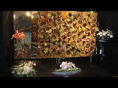 INTERCONTINENTAL CUP FLOWER DESIGN COMPETITION - YouTube Flower Video, European Championships, Design Competitions, Flower Designs, Flowers, Youtube, Prints, Painting, Art