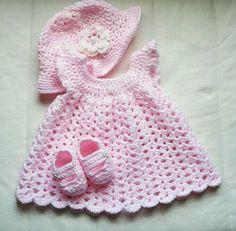 Resultado de imagen para ropa de bebe tejida