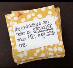 Birth Affirmation | Pain Management