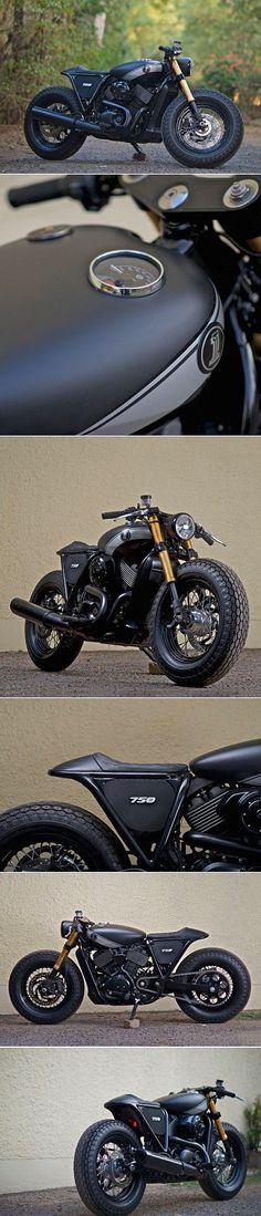 """Bir Araçtan Çok Daha Fazlası: Birbirinden Güzel 40 """"Custom"""" Motosiklet"""
