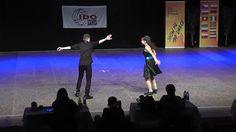 IDO European Tap Dance Championships 2015 - Tobiáš Košir a Jana Kukulová...