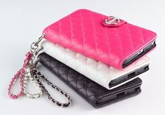 HONORABLE LUXURY QUILTING DIARY WALLET CASE FOR GALAXY S3. $25.00