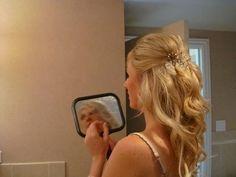 Wedding Hairstyles For Long Hair Half Up Half Up Wedding Veil Hair Styles