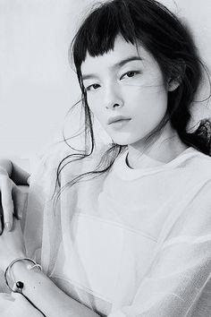 Fei Fei Sun by Sharif Hamza for Vogue China | May, 2014
