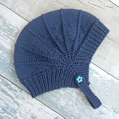 A personal favourite from my Etsy shop https://www.etsy.com/uk/listing/269679248/denim-blue-earflap-hat-baby-aviator-hat