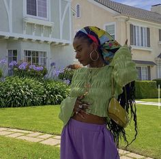 Earthy Outfits, Indie Outfits, Girl Outfits, Cute Outfits, Fashion Outfits, Black Girl Fashion, Look Fashion, Trippy Hippie, Look 80s