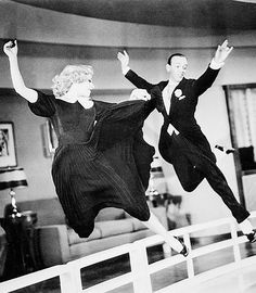 LuvGinger — Fred Astaire Ginger Rogers Dance on Air Source:...