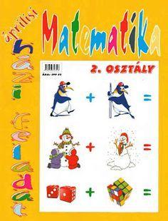 Marci fejlesztő és kreatív oldala: Házi feladat- Matematika 2. osztály (április)