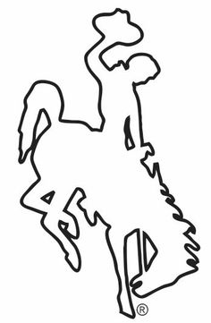 Bucking Horse Images - ClipArt Best: