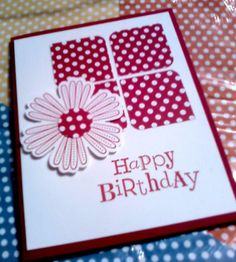 """Wacky Wishes,"" Stampin Up"
