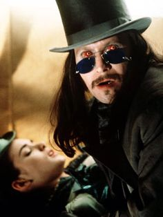 Mina and Dracula // Dracula by Francis Ford Coppola.