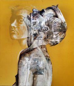 Gravure, Portrait, Statue, Photo And Video, Videos, Art, Photos, Instagram, Paint