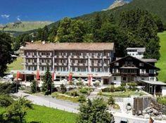 Parkhotel Schoenegg.  Grindelwald, Switzerland.  Fantastic resort near the Eiger.
