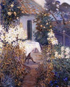 Helen Galloway McNicoll - Tea Time