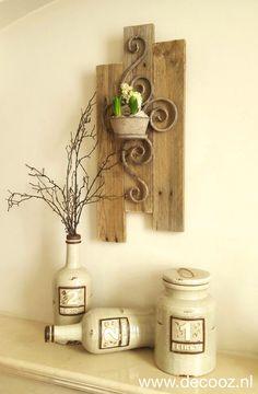 Wandbord 'Ornament'