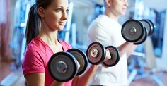 Surprisingly Untrue Health Myths - Women who lift weights get bulky