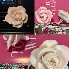 Looks so real!! 3D rose perfume plaster with car vent clip! Choose your favourite scents and make it for your own! . . #sydneymade #carventclip #cardiffuser #carairfreshener #plasterperfumer #freshcutroses #3drose #madetoorder #giftforguests #weddinggift #craftnco #etsygifts #etsyseller #craftmakersstudio #carinterior #diffusers http://gelinshop.com/ipost/1518616710604108862/?code=BUTNdoxh7Q-