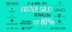 Topmerken Easter sale! -- Boortmeerbeek -- 15/04-16/04