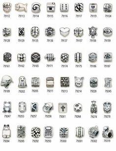 Afbeeldingsresultaat voor Pandora retired beads