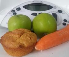 Carrot and Apple Muffins by clo_clo #ThermomixBakeOff