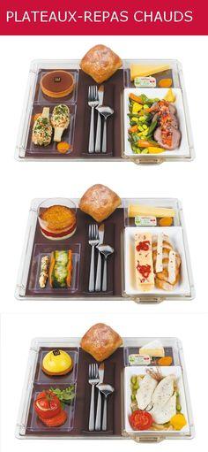 Des menus en 40 minutes servis dans une élégante assiette en porcelaine. Une exclusivité l'AFFICHE multi récompensée !