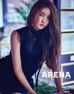ARENA Magazine // Sowon