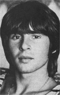 great picture of a young Davy