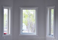 DIY Simple Craftsman Trim – Our DIY House I love the simplicity and class of these window casings. Wooden Doors Interior, Interior Windows, Craftsman Interior Doors, Doors Interior, Craftsman Interior, Energy Efficient Homes, Interior Window Trim, Craftsman Trim, Home Building Tips