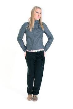 Skunkfunk USA: TRAPETA-42 Fall Winter 13 Women's JACKET, Fabric Content: 100% polyurethane, Sustainable Fashion, Eco-Friendly Clothing, Fair Trade Clothing, European Chic