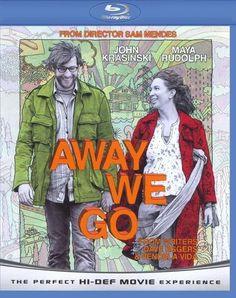 Away We Go [Blu-ray] [2009]