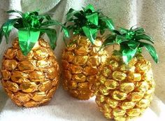 Pineapple Candy Creation - Neat!
