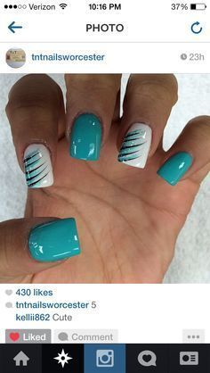 Nails Gelnägel Never give up! Nails - never give up! Nails You are on the . Fancy Nails, Love Nails, Diy Nails, Pretty Nails, Nails Inc, Gorgeous Nails, Fingernail Designs, Toe Nail Designs, Acrylic Nail Designs