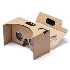 LOVELYIVA Google VR 2nd 3D Cardboard Box Virtual Reality Glasses for Smart Phone * You can get additional details at the image link.Note:It is affiliate link to Amazon. #foryouby