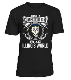 Just a Connecticut Girl in an Illinois World
