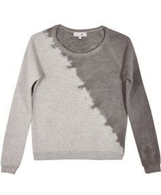 Upstate Light Grey Sweatshirt bonadrag.com