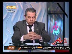 #مصر_اليوم | عكاشة يفضح محمد مرسي على خلفية إتصاله بالإرهابين في فترة حكمه
