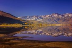 Washoe Lake, Northern Nevada Photo by Janis Knight -- National Geographic Your Shot