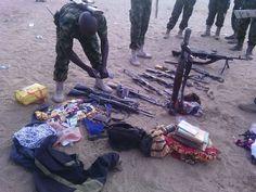 Nigerian Army Kills 40 Boko Haram Members In Borno