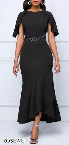Dresses For Women Dresses For Sale, Cute Dresses, Casual Dresses, African Fashion Dresses, African Dress, Maxi Dress With Sleeves, Short Sleeve Dresses, Panel Dress, Designer Dresses
