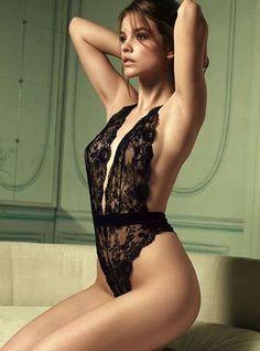 Victoria's Secret Designer Collection Offers High-End Bedroom St #Valentines #Lingerie